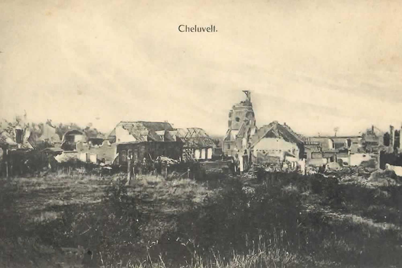 Original Cheluvelt detruit